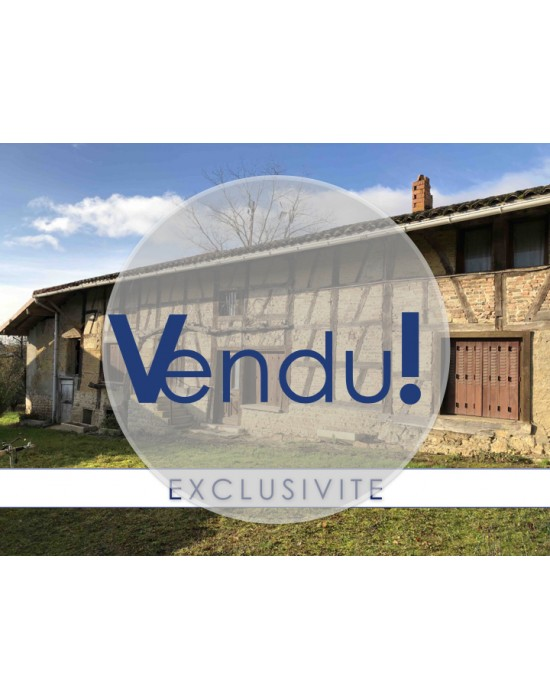 FERME A RENOVER SECTEUR POLLIAT